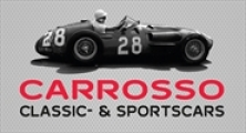 Carrosso Sport and Classics cars